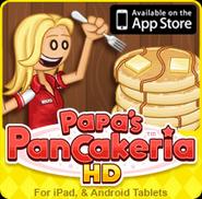 Sue in small Pancakeria HD promo