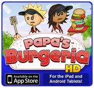 Burgeria HD - App Icon