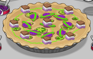 Comet Con Pie