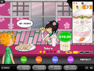 Perfect Sushi - Tohru
