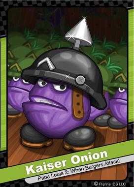 Kaiser Onion