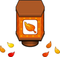 Autumn Leaves Sprinkles - Donuteria To Go!.png