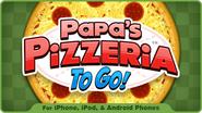 Small Pizzeria To Go! Promotion Icon