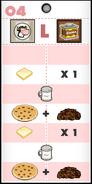 Yippy's Pancakeria Order