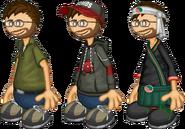 PLP Matt Outfits