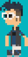 Pixel Rudy
