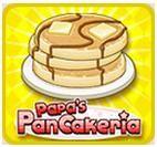 Papa's Pancakeria Logo