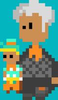 Pixel Boopsy & Bill