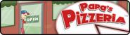 Papas Pizzeria Banner Horizontal