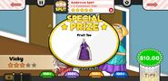 Papa's Scooperia To Go! Ambrosia Split Prize
