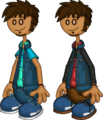 PLP Steven Outfits
