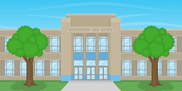 Burgerburgh High