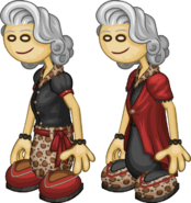 PLP Evelyn Outfits