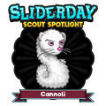 Sliderday cannoli sm