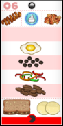 James' Cheeseria Order