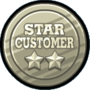 Silver Star Customer!