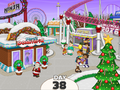 Powder Point-Christmas