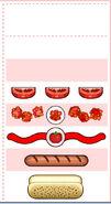 Red Snapper Order Ticket
