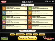 Papa's Pastaria Badges - Page 3