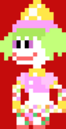 Pixel Sprinks the clown