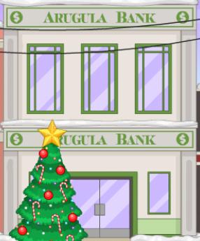 Arugula Bank