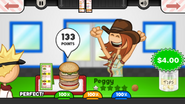 Peggy Perfect Burger