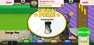 Papa's Scooperia To Go! Mintymelon Chip Prize