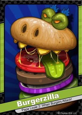 Burgerzilla (Character)