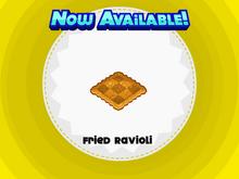 Papa's Pastaria - Fried Ravioli.png