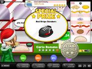 Cool creamey prize