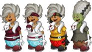 PLP Crystal Outfits