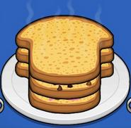 A Chocolate Eggy Bread (2.0)