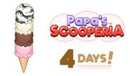 4 days to Scooperia