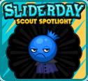 Sliderday bluebarry