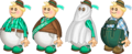 PLP Mayor Mallow Outfits
