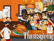 Happy Thanksgiving from Flipline Studios!