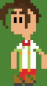 Pixel Carlo Romano