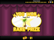 Bakeria-Mitch's Mess Gold prize