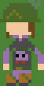Pixel Sarge Fan