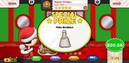 Papa's Scooperia To Go! Sweet Stripes Prize