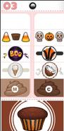 Cupcakeria Halloween-Skinny Ledgend