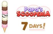Launchdate - Scooperia (7 days)