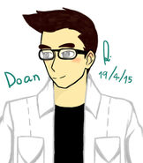 Doan by melancholyGoggles
