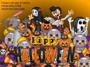 Happy Halloween to Flipline Studios and DVloper