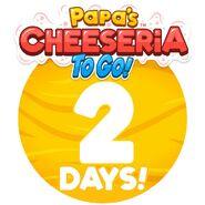 Cheeseria To Go - 2 Days Left