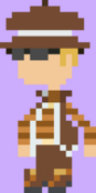 Pixel Mousse