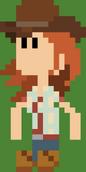 Pixel Peggy