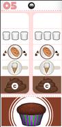 Mitch-order-normal-Papa's Cupcakeria