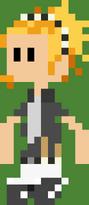 Pixel Clover 1