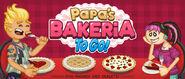 Blog launch (Bakeria To Go!)